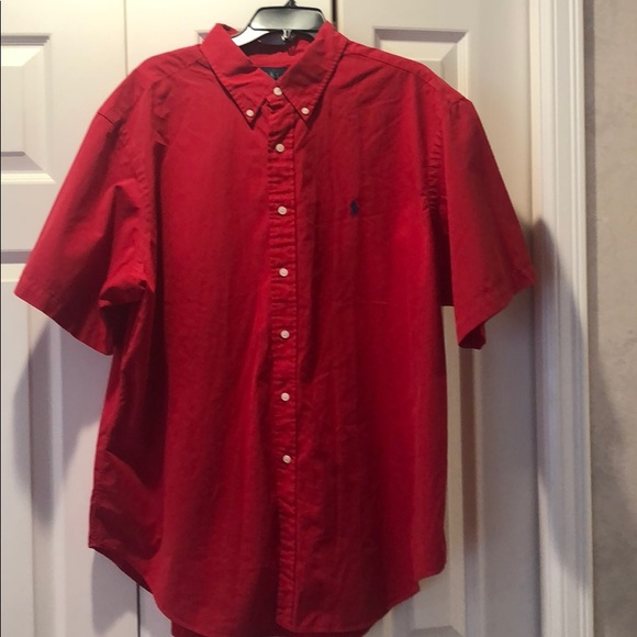 4Nwt Men's Woven Ralph Lauren ShirtJuly v8wn0mON